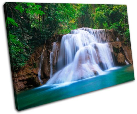 Waterfall River Landscapes - 13-1108(00B)-SG32-LO